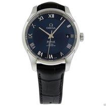 Omega De Ville Co-Axial Chronometer 431.13.41.21.03.001 Blue Dial