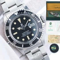 Rolex Submariner Date 1680 With Box and Papers
