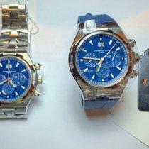 Vacheron Constantin Overseas Chronograph Blue Dial