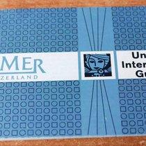 Roamer vintage warranty booklet newoldstock
