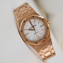 Audemars Piguet Royal Oak Self Winding 41 mm Rose Gold Watch