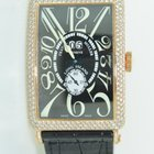 Franck Muller Long Island 'Big Date' Rose gold,afterma...