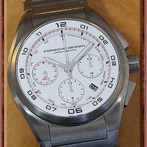 Porsche Design Dashboard Titan Chronograph