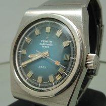 Zenith vintage Defy with original Gay Freres bracelet