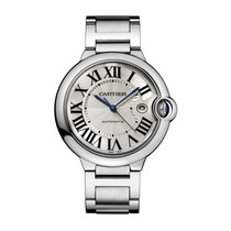Cartier Ballon Bleu Automatic Mens Watch Ref W69012Z4