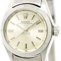 Rolex Oyster Perpetual 6623 Stainless Steel Automatic Ladies...