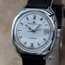 Baume & Mercier Baume  Geneve 23mm Automatic Lady 1970s...