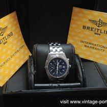 Breitling Blackbird Automatik Automatic Breitling Steel Strap...