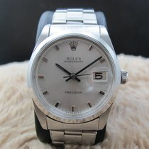 Rolex OYSTER DATE 6694 Original Silver Dial with Short Markers