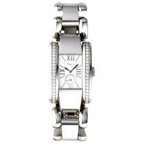Chopard La Strada 46 diamonds stainless steel ref 8357