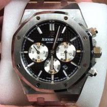 Audemars Piguet CHRONO 41 MM REF 26320ST NEW 2017  MODEL BLACK...