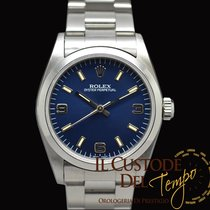 Rolex Oyster Perpetual 67480 31 mm Blue Dial