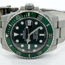 Rolex Submariner Hulk Stainless Steel Ceramic