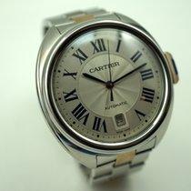 Cartier Cle de Cartier W2CL0002 steel/rose gold auto date
