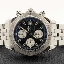 百年靈 (Breitling) Chronomat Evolution Chronograph Pilot Steel 44 mm