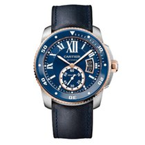 Cartier Calibre Diver  Mens Watch Ref W2CA0008