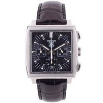 TAG Heuer Pre-Owned Monaco CW2111-0 2004 Model