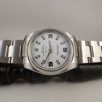 Rolex oyster perpetual Air King ref. 114200 anno 2007 white