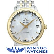 Omega - De Ville Prestige Co-Axial 32,7 MM Ref. 424.20.33.20.0...