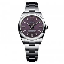 Rolex Oyster Perpetual No Date 34 mm Stainless Steel 114200...