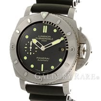 Panerai Luminor Submersible 1950 2500m 3 Days Titanium 47MM...