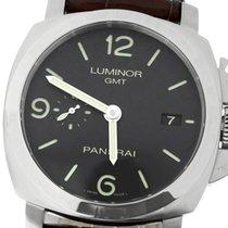 パネライ (Panerai) ルミノール1950 3デイズ GMT LUMINOR 1950 3 DAYS PAM00320 N