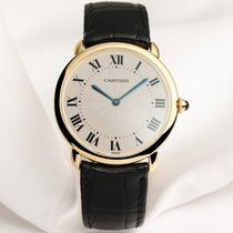 Cartier Ronde Louis 0900 1 18K Yellow Gold