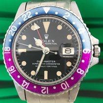 Rolex GMT - Master Ref. 1675 Pink lady 1966 MK1 Box punched...