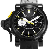 Graham Watch Chronofighter R.A.C Trigger 2TRAB.B01A