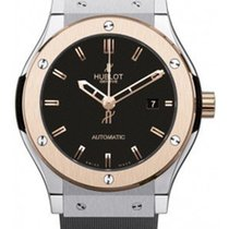 Hublot 542.no.1180.rx Classic Fusion 42mm Mens Automatic in...