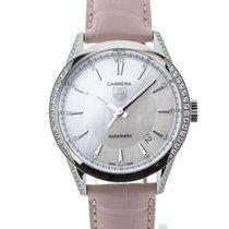 TAG Heuer Carrera Pink Diamonds 36 Calibre 5