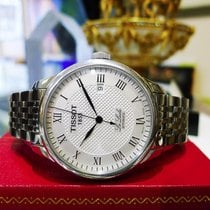 Tissot Le Locle Stainless Steel Automatic White Dial Ref:...