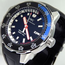 IWC Aquatimer Deep Two Diver's Watch IW354702 Retail $15,900