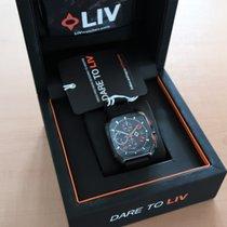 "Liv Watches LIV Rebel-AC Automatik Chronograph ""Limited Edition"""