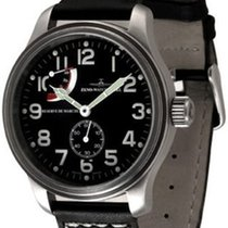 Zeno-Watch Basel NC Pilot Power Reserve 3 versch. Optionen