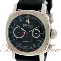 Panerai Ferrari Gran Turismo Chronograph, Black Dial, Limited...