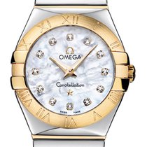 Omega Constellation Polished 27mm 123.20.27.60.55.004