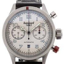 Hanhart Pioneer TwinControl 42 Automatic Chronograph
