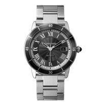 Cartier Ronde Croisere  Mens Watch Ref WSRN0011