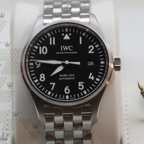 萬國 (IWC) IW327011   Pilot Black Dial Automatic