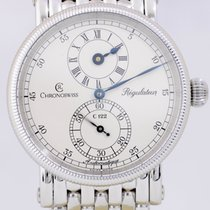 Chronoswiss Regulateur Automatique Stahl CH1223 Klassiker...