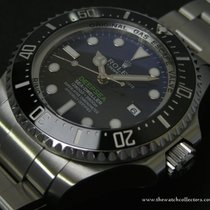 """Ρολεξ (Rolex) Modern: Seadweller Deepsea D-Bleu """"Ref.11666..."""