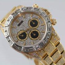 Rolex Daytona Zenith Diamant Vollbesatz (EINZELSTÜCK)