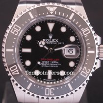 Rolex New Sea-Dweller Red unused & full set