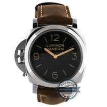 Panerai Luminor 1950 3 Days Left-Handed Acciaio PAM 557