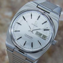 Omega Seamaster Swiss Made Mens 1970s Vintage Stainless St...