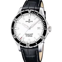 Perrelet A1053/1 Diver Seacraft 3 Hands Date in Automatic in...