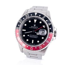 Rolex GMT-Master II 16710 Coke - Full Set - Original &...