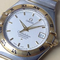 Omega Constellation Chronometer Automatic Steel / Gold