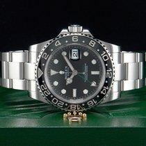 Rolex GMT-Master II Stahl/Keramik aus 2008 LC100 Ref 116710LN